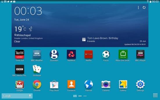 pantalla tab pro 12