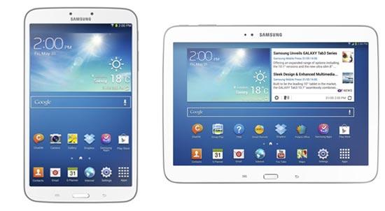 Galaxy Tab 3 10.1 blanca