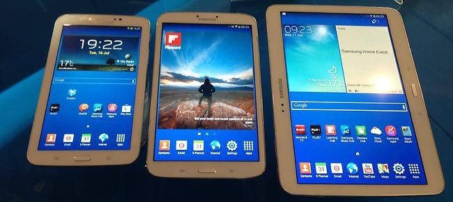 modelos de la tablet