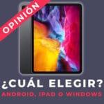 Android, Apple ou Windows? Descubra as suas dúvidas