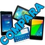 Comparativa de tablets. ¿Cuál comprar?