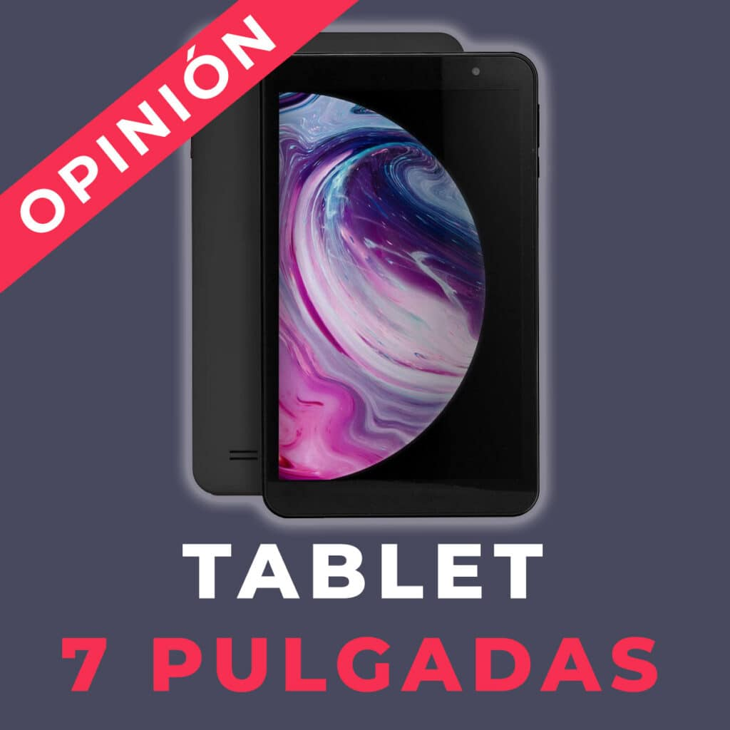 tablet 7 pulgadas