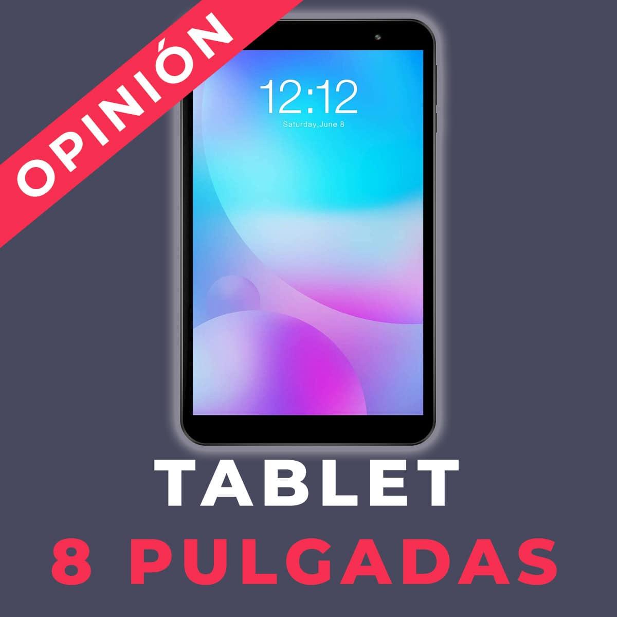 tablet 8 pulgadas