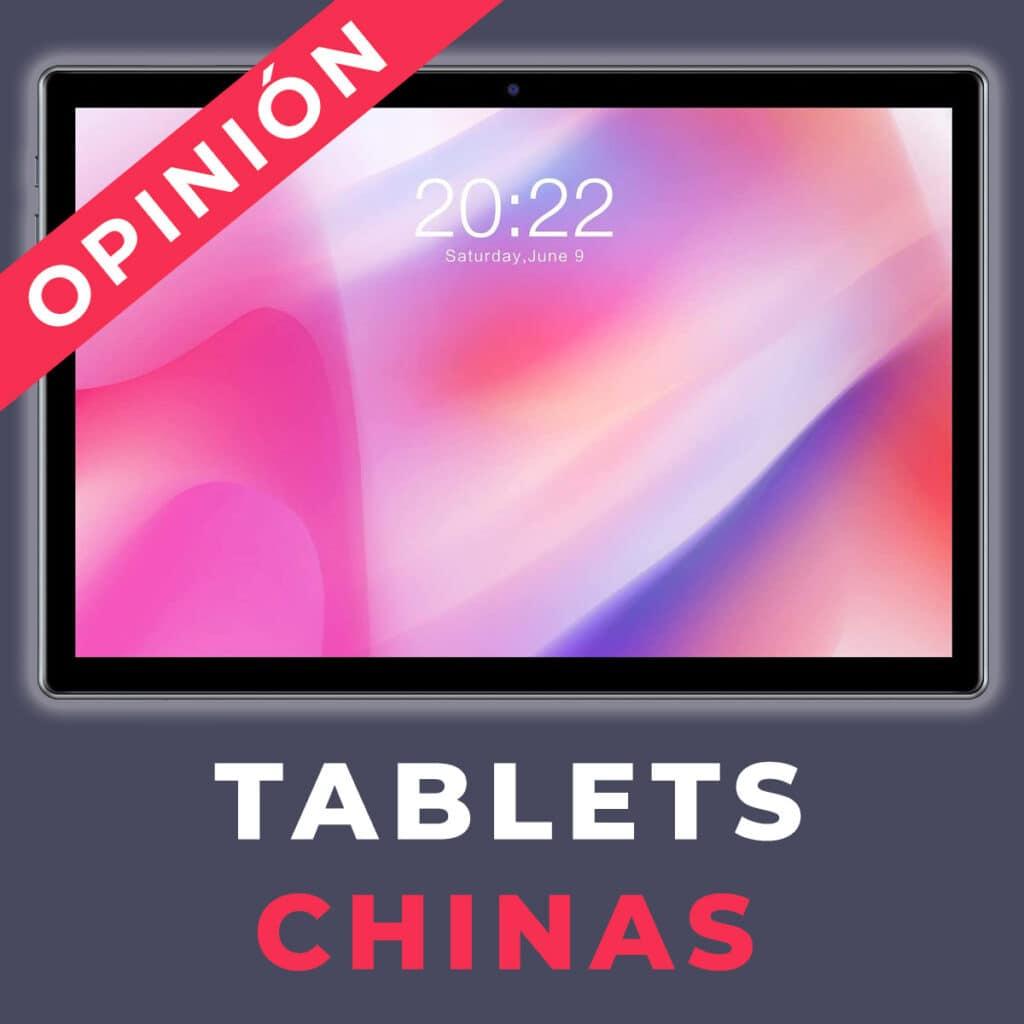 tablets chinas