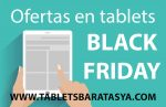 Black Friday en tablets