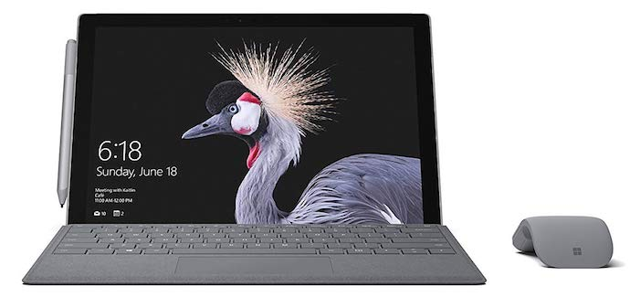 Microsoft Surface Pro, la mejor tablet con Windows
