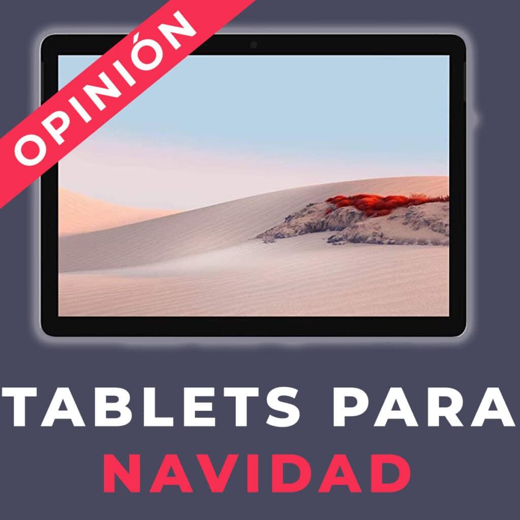tablets navidad