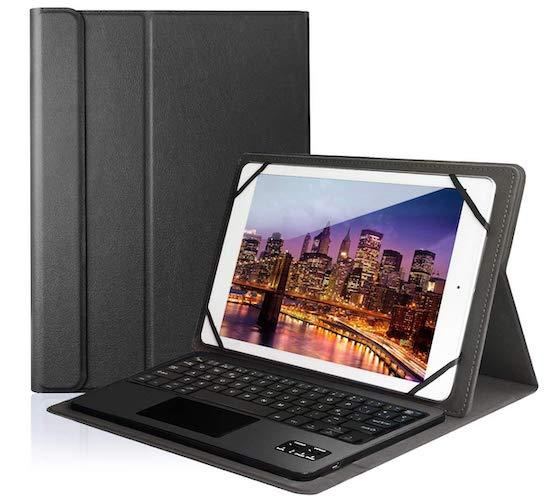 teclado para tablet con funda