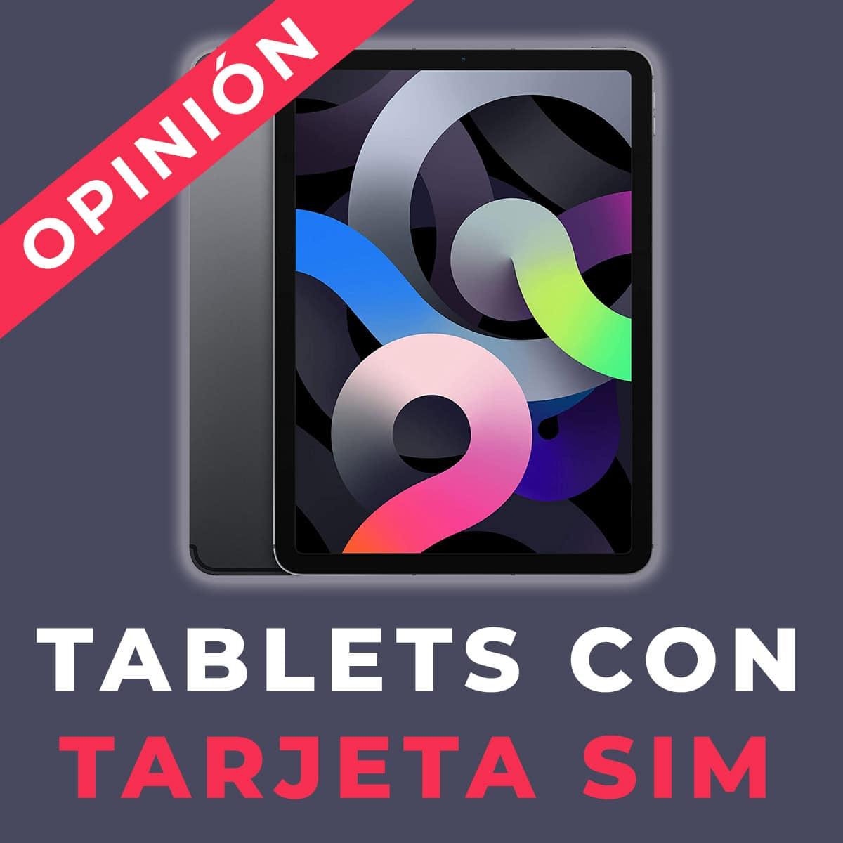 tablets con tarjeta sim