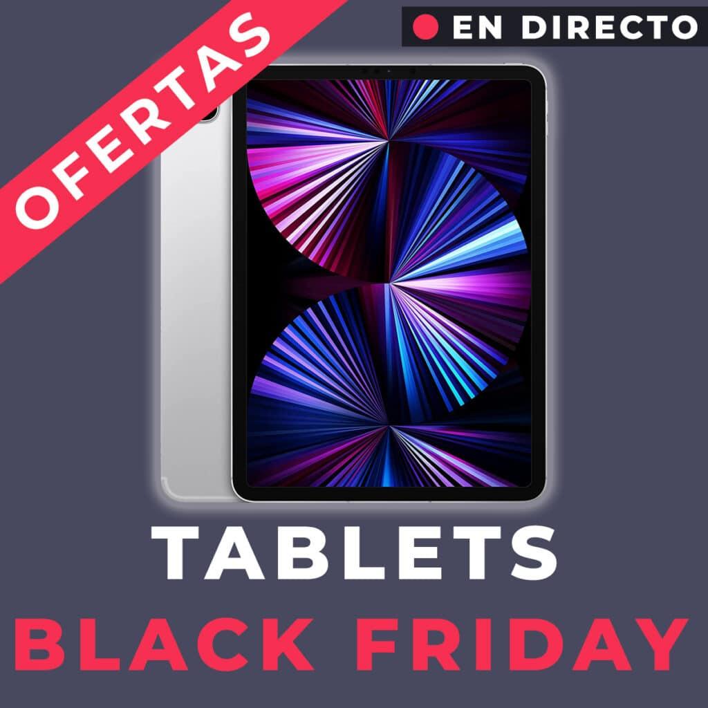 black friday tablets en directo