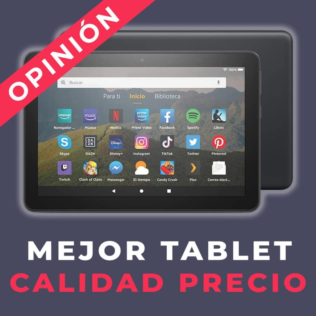 tablet calidad precio