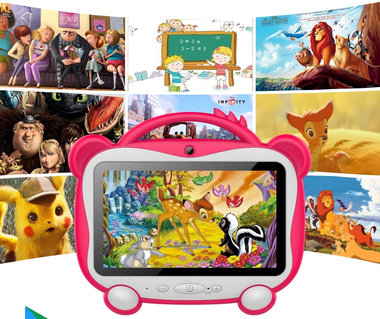 aplicações no tablet para crianças