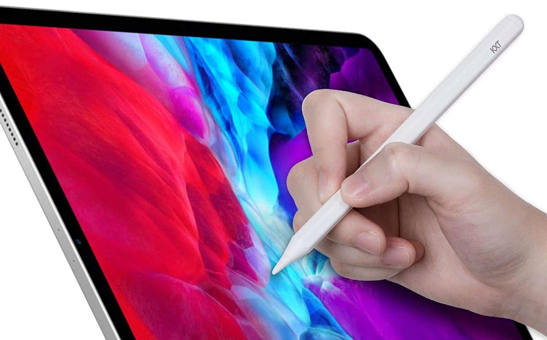 desenhar com lápis no tablet