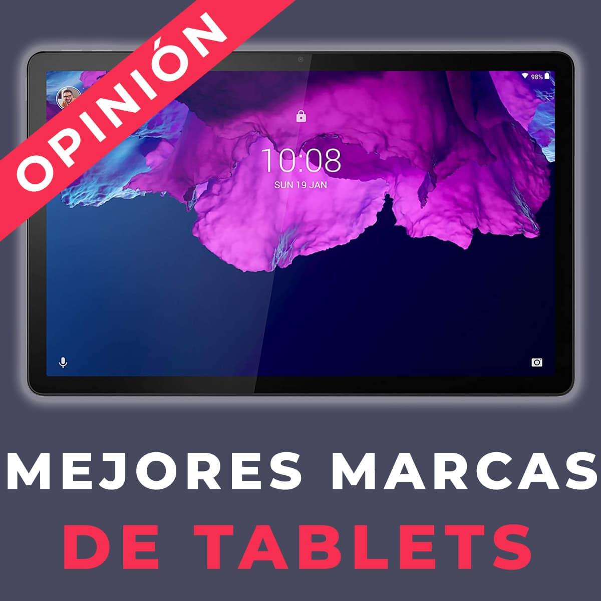 marcas de tablets