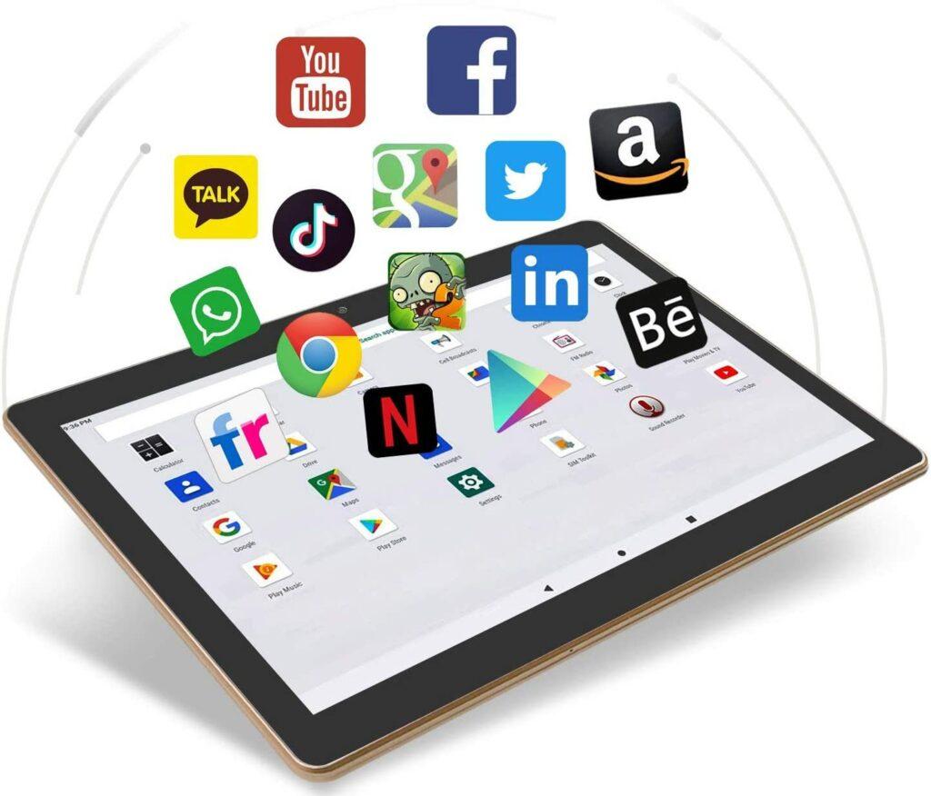 sistema operativo tablet yotopt
