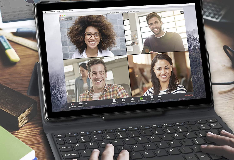 tablet com teclado