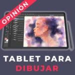 Tablet para dibujar