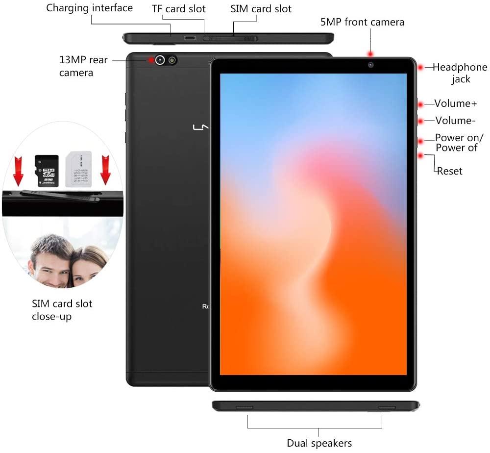 caracteristicas tablet lnmbbs