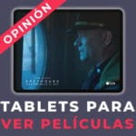 Tablet para ver películas