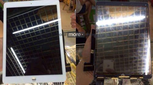 iPad Air 2 filtrado